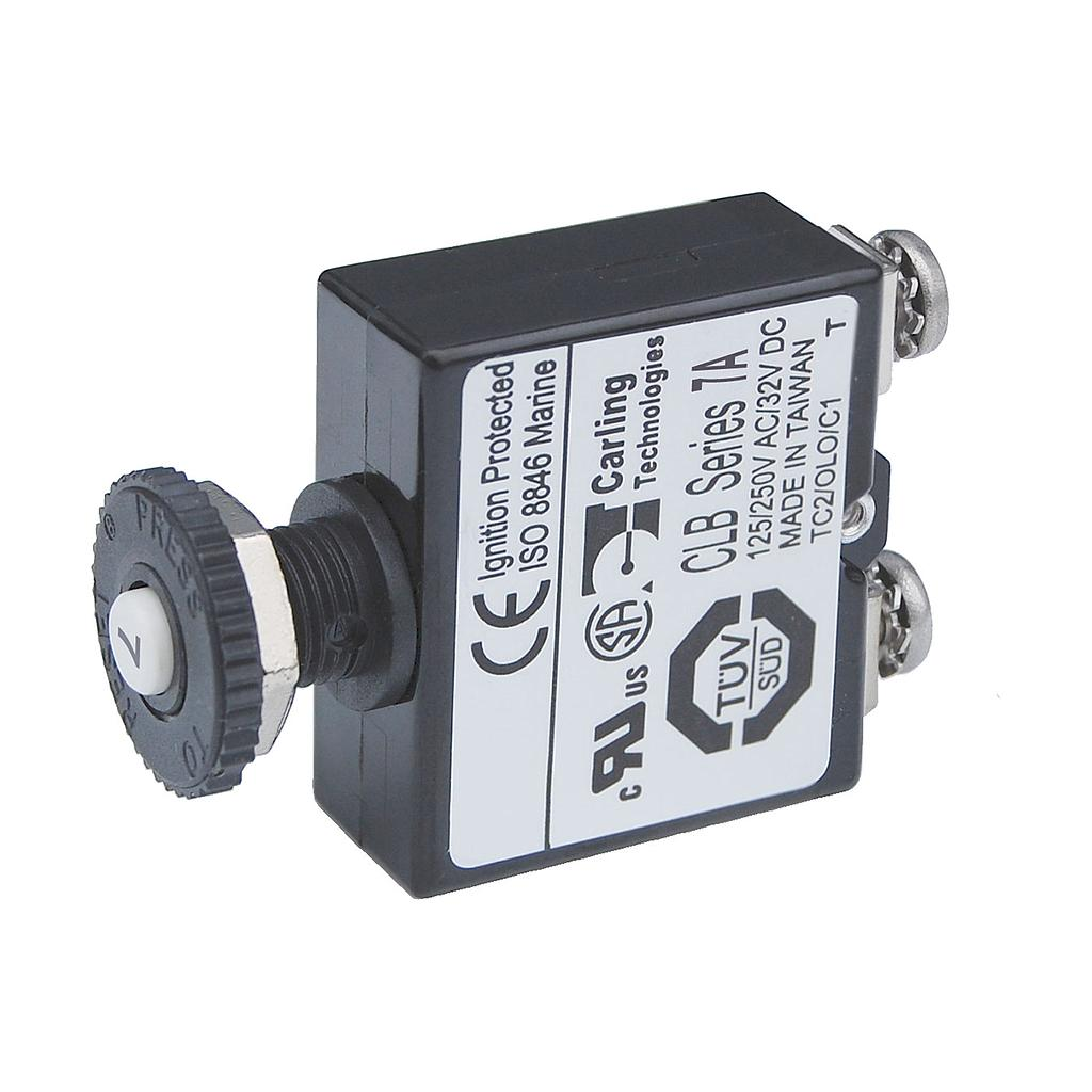 CIRCUIT BREAKER PUSH BUTTON ST 7A
