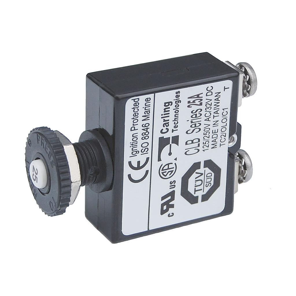 CIRCUIT BREAKER PUSH BUTTON ST 25A