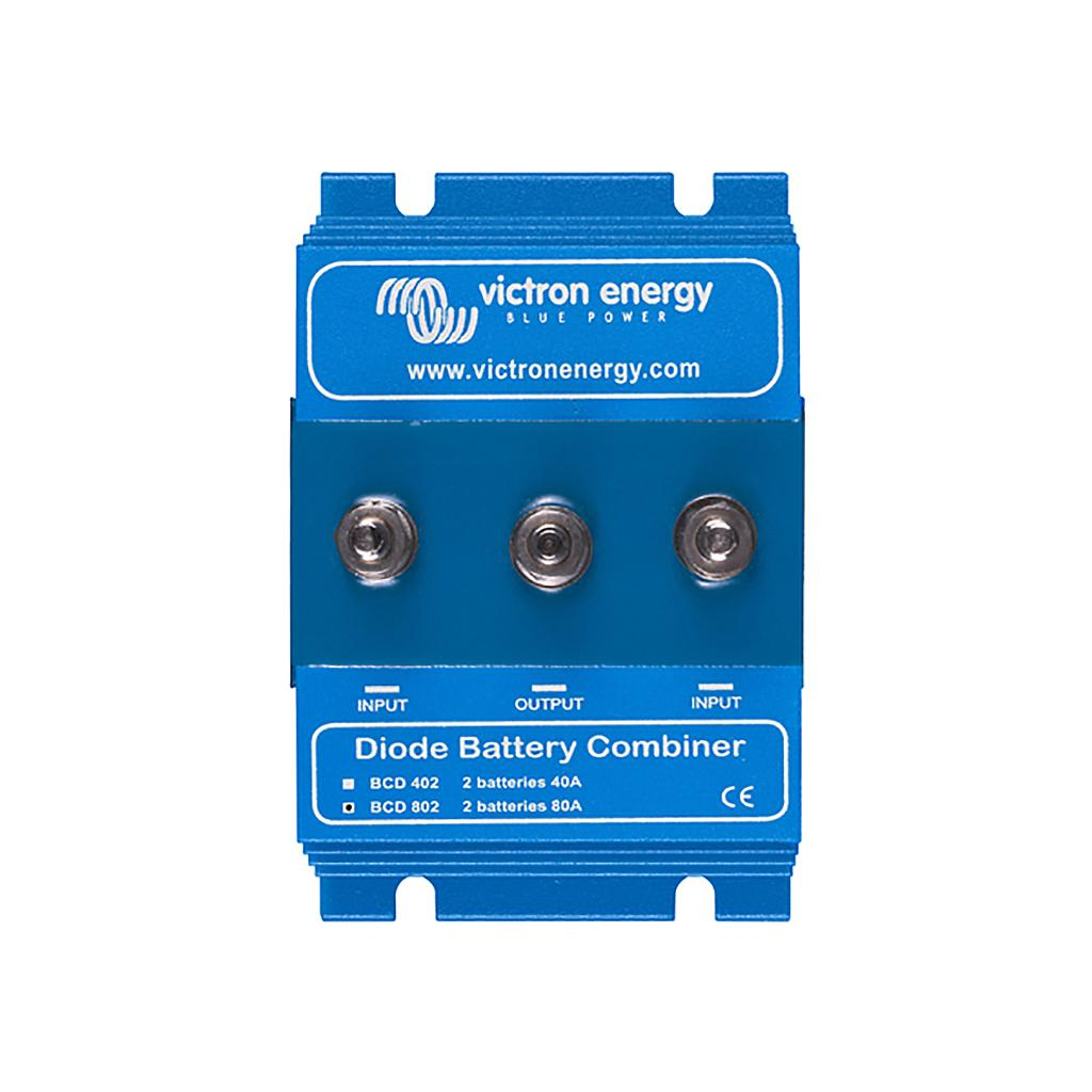 BCD 802 2 BATTERIES 80A (COMBINER DIODE)