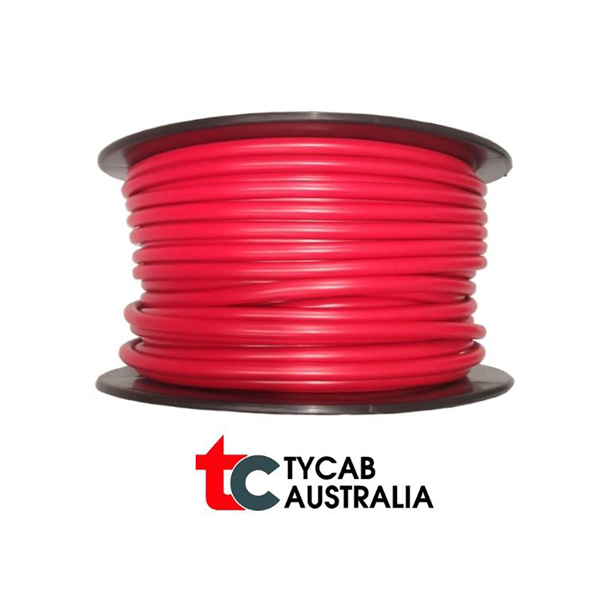 CABLE 25MM SQ RED SINGLE 2B&S